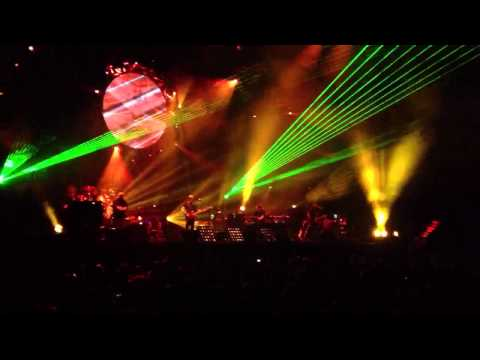 Pink Floyd / Australian tour /2012 Montreal bell center /Meddle