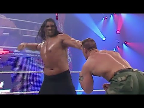 John Cena vs. The Great Khali: Saturday Night's Main Event, June 2, 2007