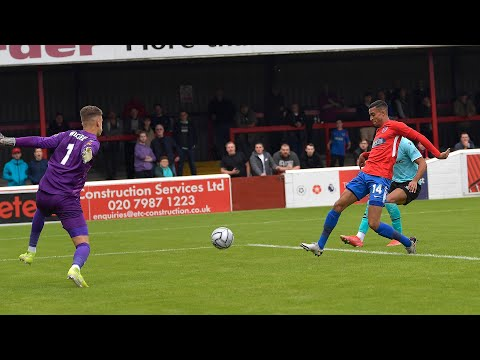 Dagenham & Red. Wealdstone Goals And Highlights