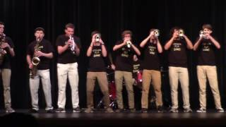 Godwin Pep Band - Variety Show Performance