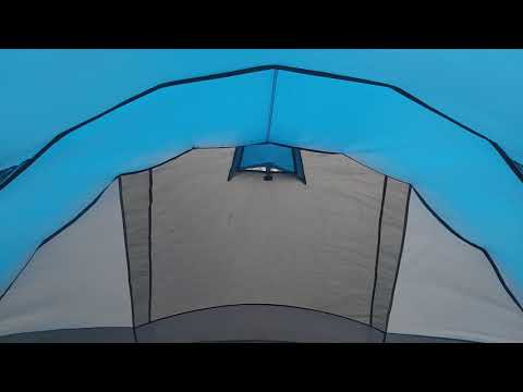 Обзор 5-6 местной автоматической палатки Хуэй Lingyang для большой семьи.