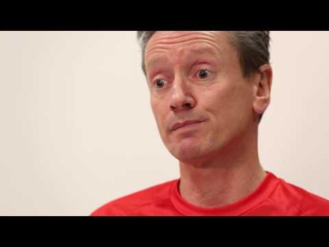 Sean's a legend - why I run for Teenage Cancer Trust