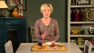 Vegetarian Lasagna With Eggplant Pasta | Fit To Eat | Mpb
