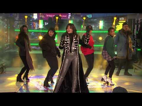Camila Cabello - Havana - Rehearsal - Dick Clark's New Year's Rockin' Eve 2018