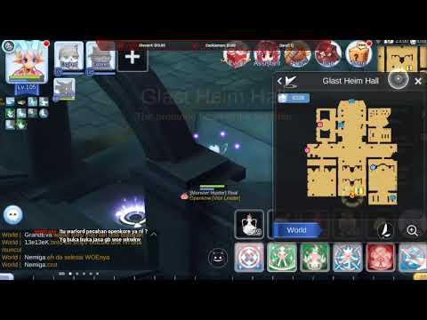 🔴[LIVE] Openkore War Of Emperium 14/04/2019 - Ragnarok Mobile Eternal Love