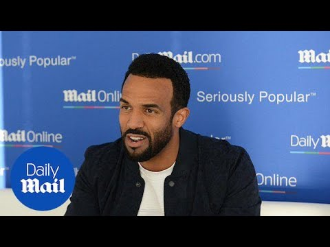 Cannes Lions: Craig David Discusses His Comeback With MailOnline - Daily Mail