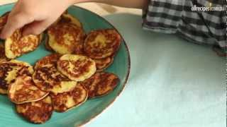 Zucchini Pikelets