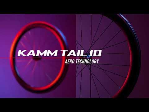 Mercury A5 aero carbon road wheels get Paul Lew designed Kamm Tail rims