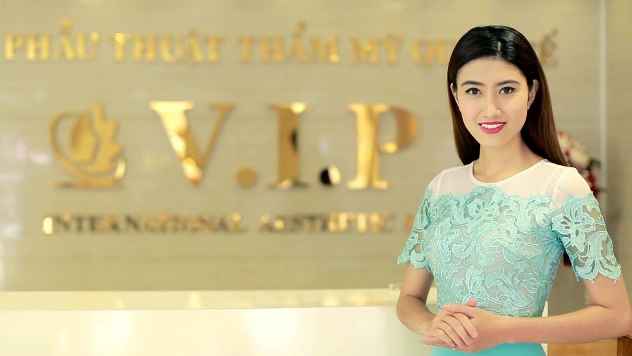 Địa chỉ nâng mũi đẹp ở TP.HCM – Thẩm Mỹ Viện VIP Q1