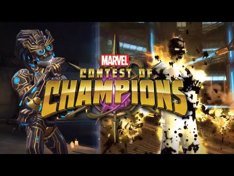 Warlock & Sunspot | Marvel Contest Of Champions