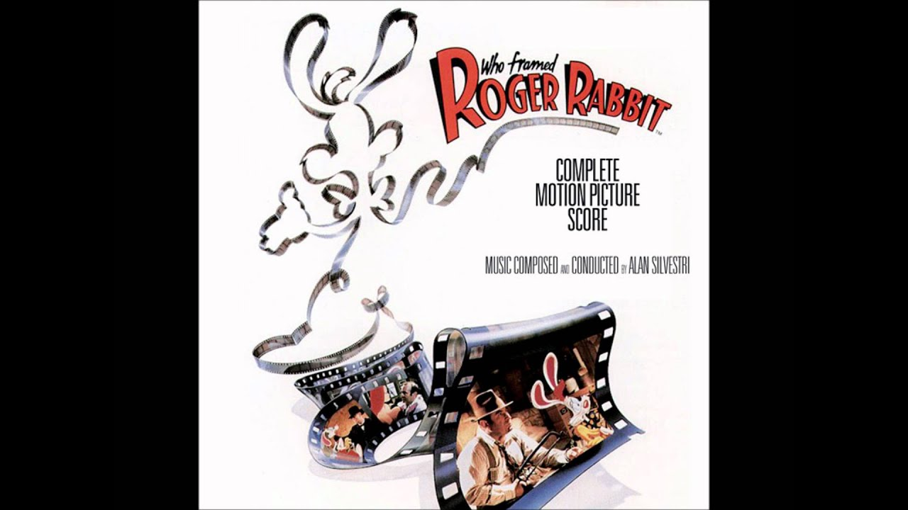 Who Framed Roger Rabbit OST 9-The Weasels (Version A) - YouTube
