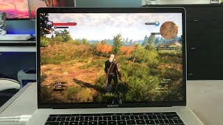 "Gaming on the new MacBook Pro 15"" 2017"