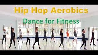 Credits to the owner of music...yeah yeah by chris brownthis is a basic hiphop aerobics routine for fitness...enjoy!stay safe, healthy and happy alw...