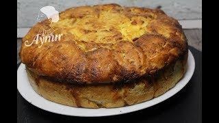Göçmen Böreği- Peynirli dizmana Tarifi I Peynirli lokum I Dizmana Böreği