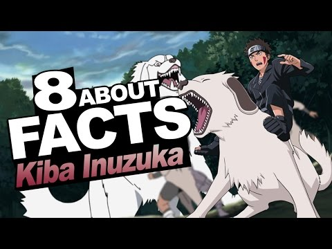 8 Facts About Kiba Inuzaka You Should Know!!! w/ ShinoBeenTrill