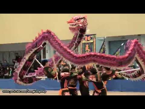 Hong Kong Open Championship - Chinese Dragon Dance (2017)