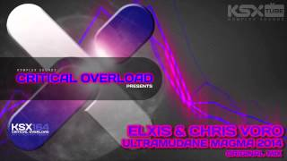 [KSX164] Elxis & Chris Voro - Ultramudane Magma 2014 (Original Mix)
