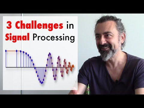 3 Challenges in Signal Processing (ft. Paolo Prandoni)