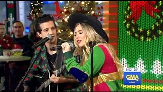 Mark Ballas & BC Jean - God Rest Ye Merry Gen...