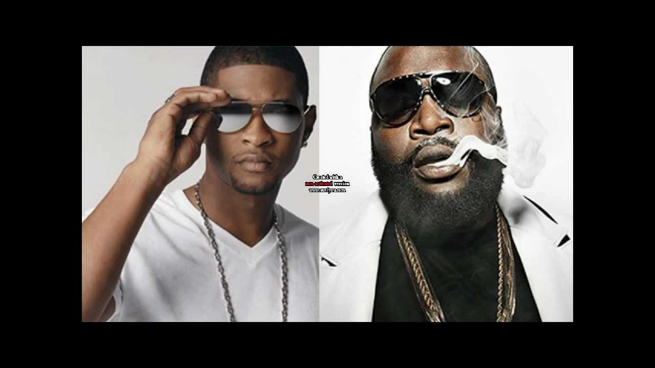Usher - Lemme See (Ft. Rick Ross) Lyrics