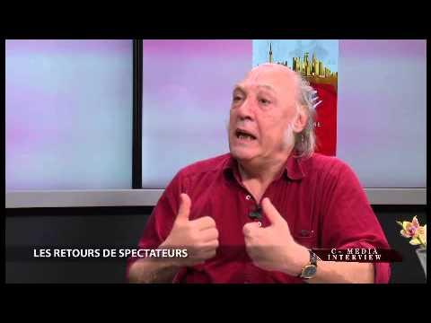 C'Média Interview - Jean -Michel Carré : Chine, Le Nouvel Empire
