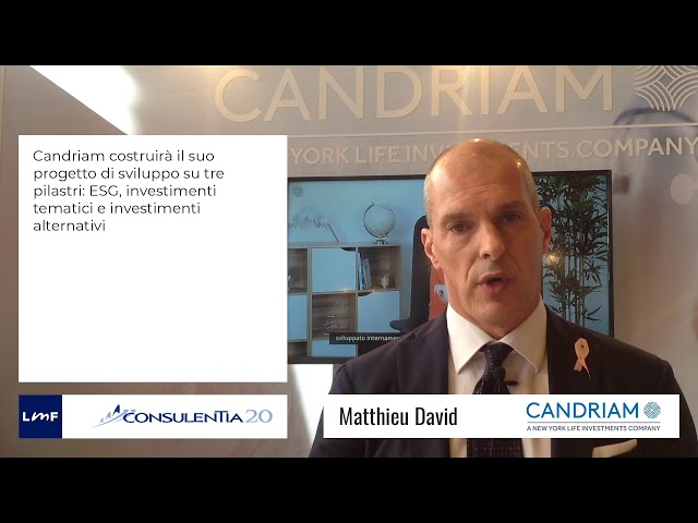 Consulentia 2020 - Matthieu David (Candriam)