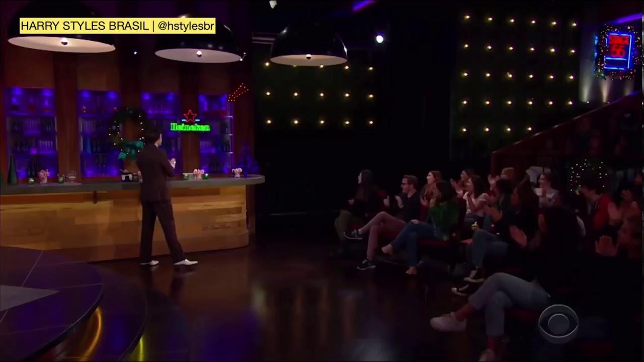 Harry Styles entrevista Harry Styles | Late Late Show (Legendado PT-BR)