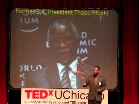 Crisis in Congo: Kambale Musavuli at TEDxUChicago 2013