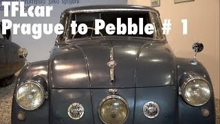 Prague To Pebble Or Bust
