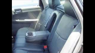 Clazzio Car Seat Cover Installation for Chevrolet Impala ( 2010 model to up )