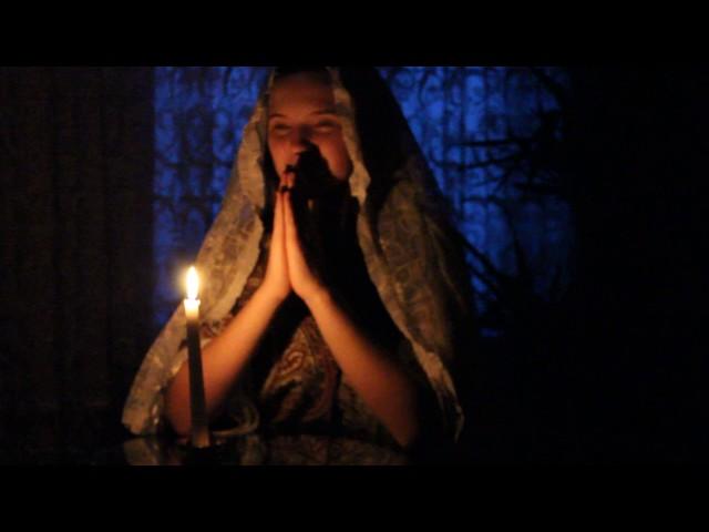 Изображение предпросмотра прочтения – АринаПрокоса читает произведение «Молитва (В минуту жизни трудную…)» М.Ю.Лермонтова