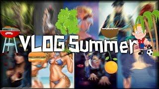 VLOG:Лето (Ожидание VS Реальность)