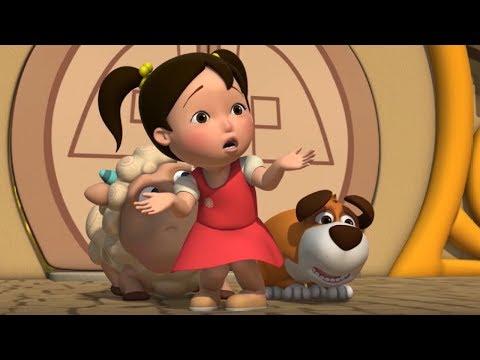 Английский язык для малышей - Мяу-Мяу  - Chinese New Year 1-3 (Китайский новый год 1-3)