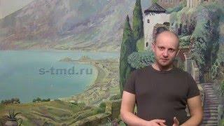 Роспись  стен(На видео роспись стен на одном из наших объектов. Смотрите так же видео
