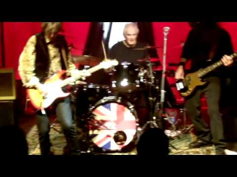 Mark Doyle And The Maniacs @ The Redhouse - Messin' The Blues