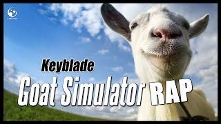 GOAT SIMULATOR RAP - ¡Beee! | Keyblade