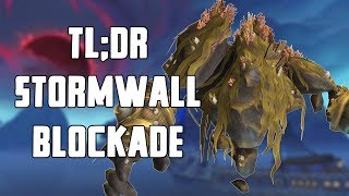TL;DR - Stormwall Blockade (Normal/Heroic)