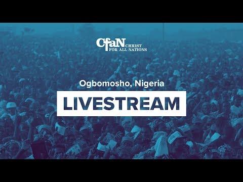 Download LIVE from Ogbomosho, Nigeria!