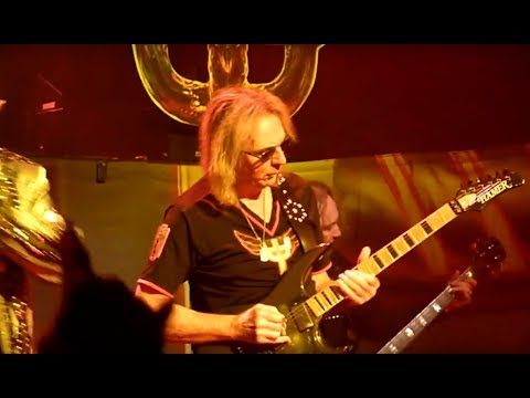 "Judas Priest w/ Glenn Tipton - ""Metal Gods"" - Live 04-19-2018 - The Warfield - San Francisco, CA"