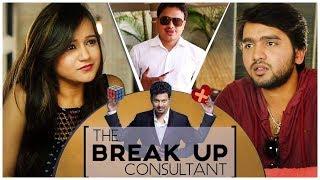 The Breakup Consultant | #TBC | Telugu Web Series | EP #01 | Kasyap | JDV Prasad | Sailesh Sunny