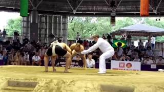 BUL Stiliyan vs FIN Sumo World Championships 2015