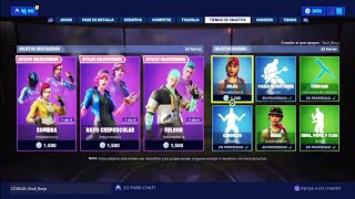THE *NEW FORTNITE STORE* TODAY JULY 17TH! THE RETURN OF *MANY SKINS* AMAZING ❤️
