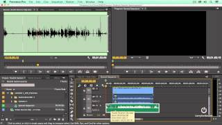 Syncing Double-System Sound in Red Giant PluralEyes for Premiere Pro
