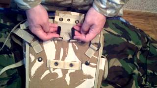 видео сумка для противогаза