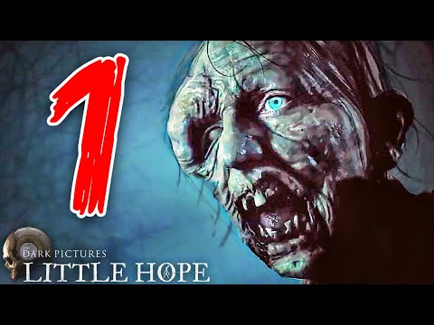 LITTLE HOPE [Walkthrough Gameplay ITA HD - PARTE 1] - CACCIA ALLE STREGHE! (Nuova Serie)