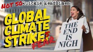 Global Climate StrikeS FEAR!