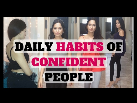 Daily Habits of Confident People | Why Chic Women Always Sta