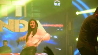 MTV BollyLand - Bengaluru 30th May 2015 !! Sensational Aastha Gill & Badshah- Saturday Saturday