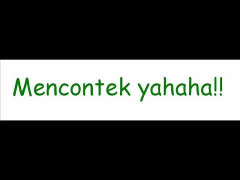 Project POP - Mencontek