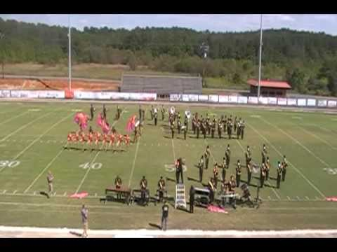 Leesville High School Wampus Cat Marching Band